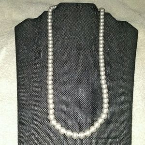 Necklace Imitation Pearl